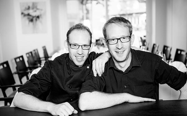 Foto von Michael und Markus Dunckhöfner